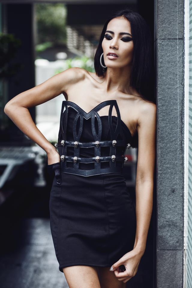 Bell Nassara @Model Society International (MSI) Modeling Agency in Bangkok Thailand By Miss Josie Sang (18)