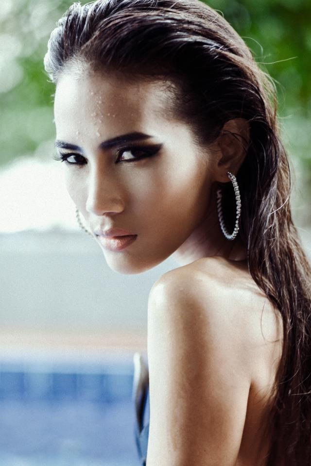 Bell Nassara @Model Society International (MSI) Modeling Agency in Bangkok Thailand By Miss Josie Sang (19)