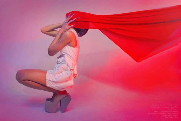 Bell Nassara @Model Society International (MSI) Modeling Agency in Bangkok Thailand By Miss Josie Sang (2)