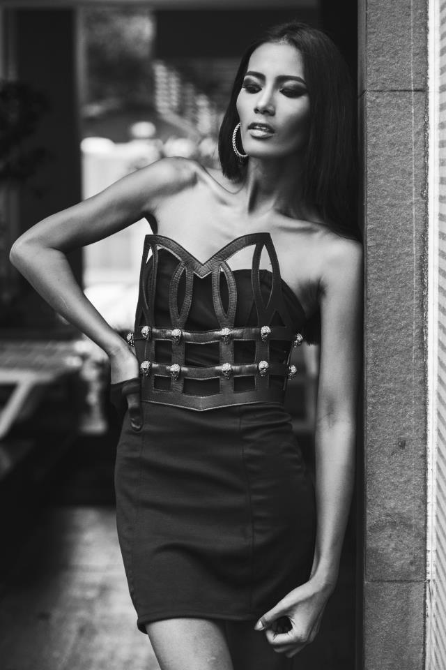 Bell Nassara @Model Society International (MSI) Modeling Agency in Bangkok Thailand By Miss Josie Sang (20)