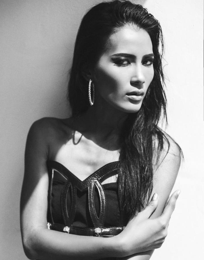 Bell Nassara @Model Society International (MSI) Modeling Agency in Bangkok Thailand By Miss Josie Sang (21)