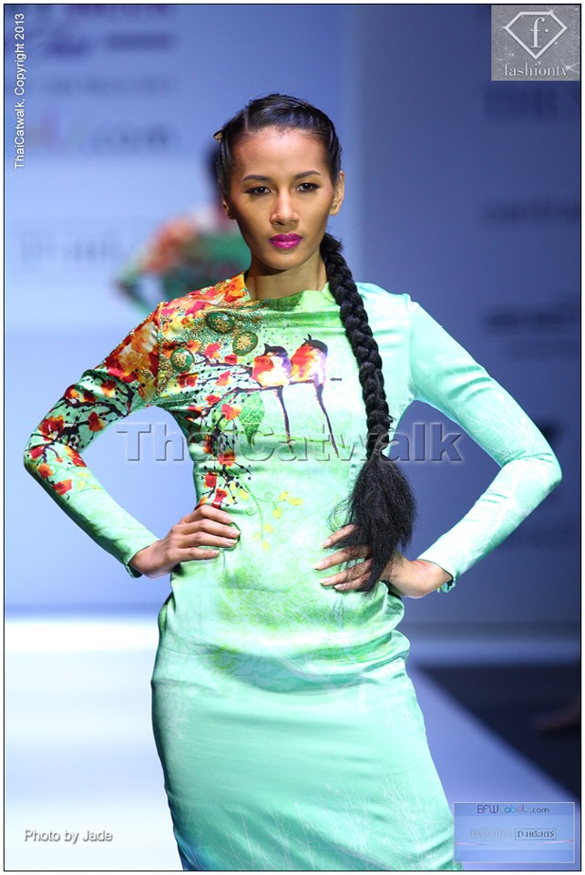 Bell Nassara @Model Society International (MSI) Modeling Agency in Bangkok Thailand By Miss Josie Sang (48)
