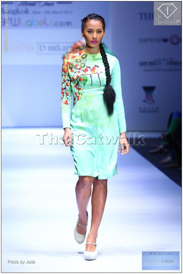 Bell Nassara @Model Society International (MSI) Modeling Agency in Bangkok Thailand By Miss Josie Sang (49)