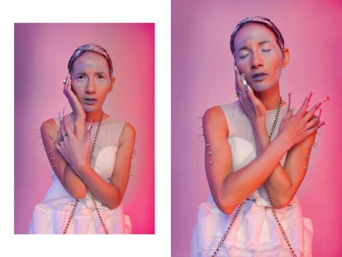 Bell Nassara @Model Society International (MSI) Modeling Agency in Bangkok Thailand By Miss Josie Sang (5)