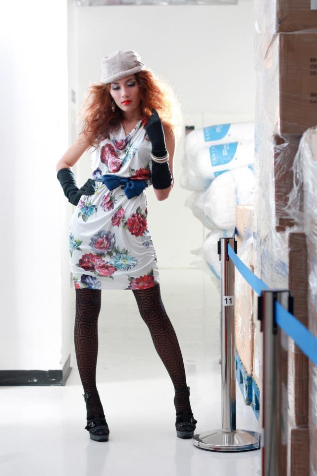 Bell Nassara @Model Society International (MSI) Modeling Agency in Bangkok Thailand By Miss Josie Sang (59)
