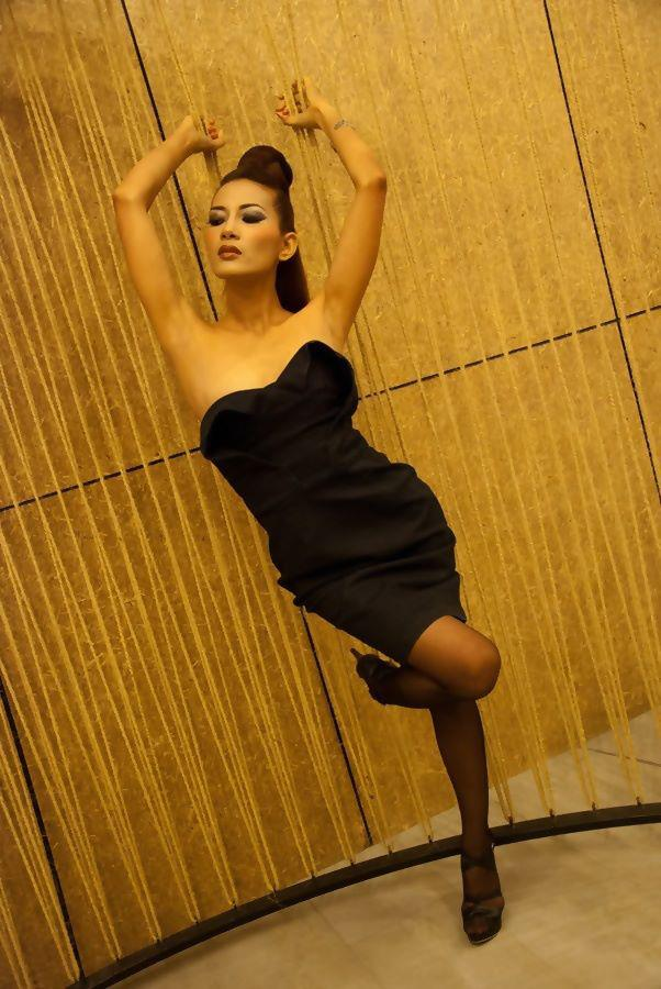 Bell Nassara @Model Society International (MSI) Modeling Agency in Bangkok Thailand By Miss Josie Sang (62)