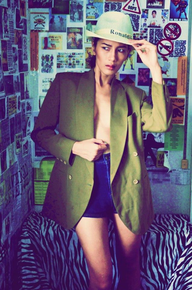 Bell Nassara @Model Society International (MSI) Modeling Agency in Bangkok Thailand By Miss Josie Sang (68)