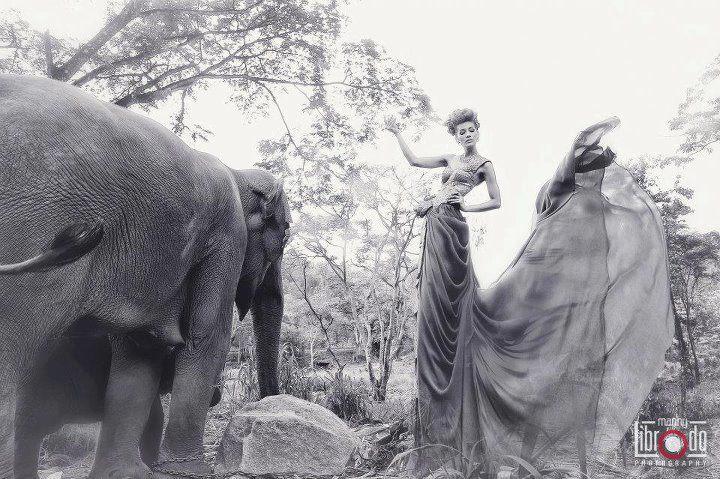 Bell Nassara @Model Society International (MSI) Modeling Agency in Bangkok Thailand By Miss Josie Sang (71)