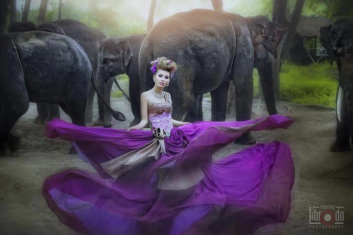 Bell Nassara @Model Society International (MSI) Modeling Agency in Bangkok Thailand By Miss Josie Sang (74)