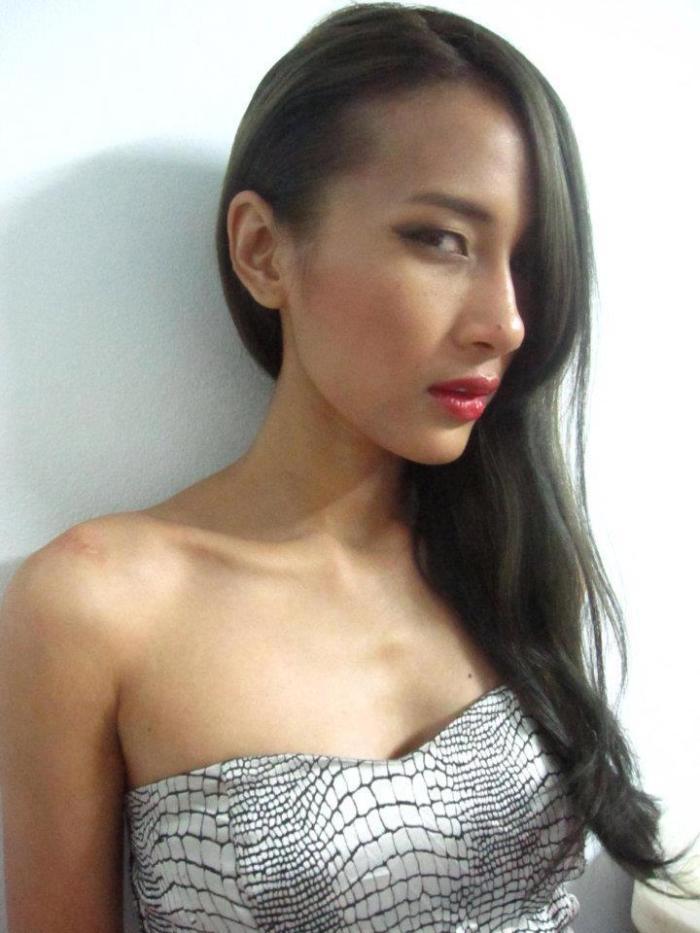 Bell Nassara @Model Society International (MSI) Modeling Agency in Bangkok Thailand By Miss Josie Sang (77)