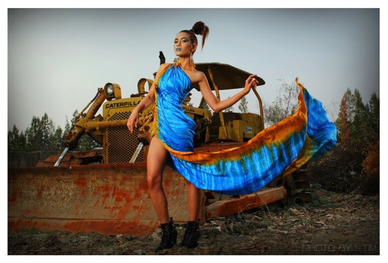 Bell Nassara @Model Society International (MSI) Modeling Agency in Bangkok Thailand By Miss Josie Sang (78)