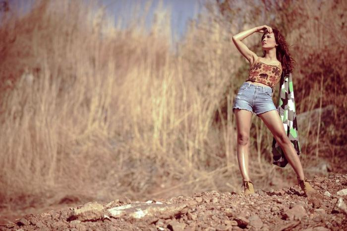 Bell Nassara @Model Society International (MSI) Modeling Agency in Bangkok Thailand By Miss Josie Sang (81)