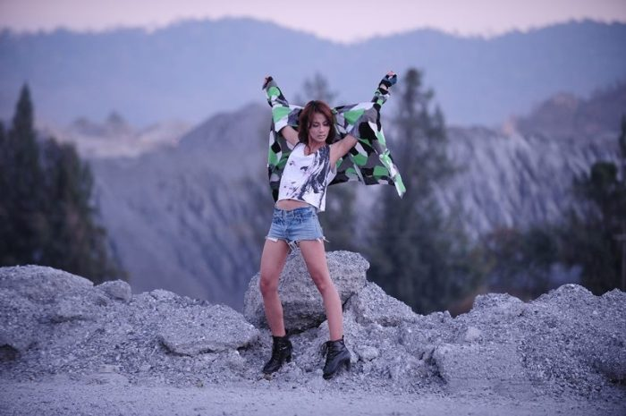 Bell Nassara @Model Society International (MSI) Modeling Agency in Bangkok Thailand By Miss Josie Sang (82)