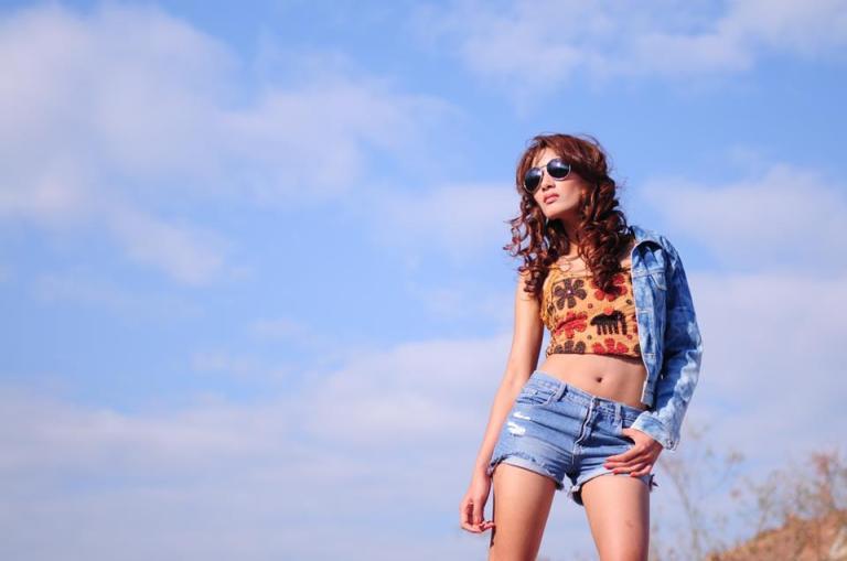 Bell Nassara @Model Society International (MSI) Modeling Agency in Bangkok Thailand By Miss Josie Sang (84)