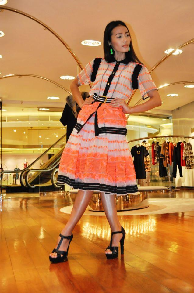 Bell Nassara @Model Society International (MSI) Modeling Agency in Bangkok Thailand By Miss Josie Sang (90)