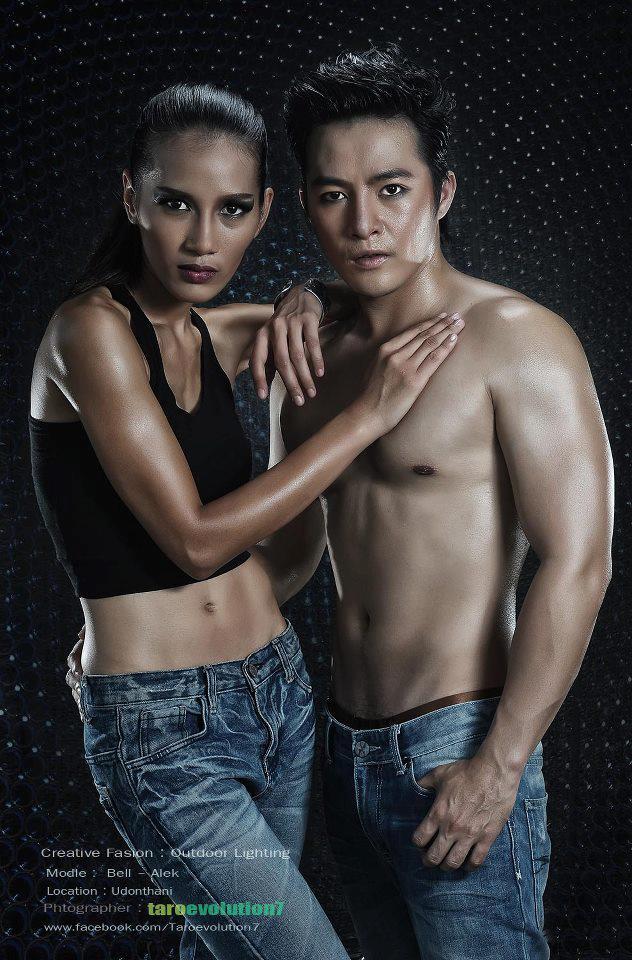 Bell Nassara @Model Society International (MSI) Modeling Agency in Bangkok Thailand By Miss Josie Sang (93)