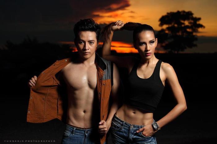Bell Nassara @Model Society International (MSI) Modeling Agency in Bangkok Thailand By Miss Josie Sang (96)