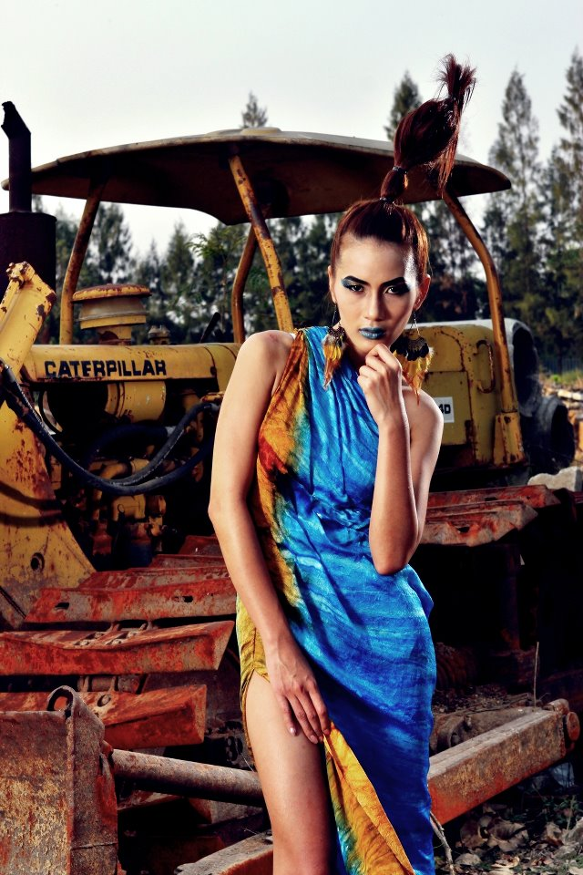 Bell Nassara @Model Society International (MSI) Modeling Agency in Bangkok Thailand By Miss Josie Sang (98)