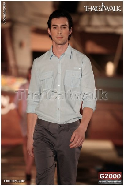 Stephane Mckeithen-Lentz_ @Model Society International (MSI) Modeling Agency in Bangkok Thailand By Miss Josie Sang (2)