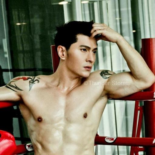 Thunder Storms-Thai Male Model-Fitness Model-Underwear Model-MSI (10)