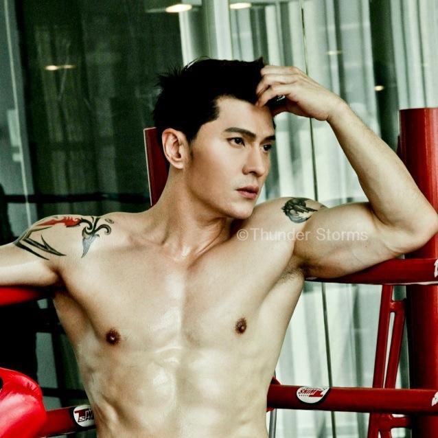 Thunder Storms-Thai Male Model-Fitness Model-Underwear Model-MSI (10)