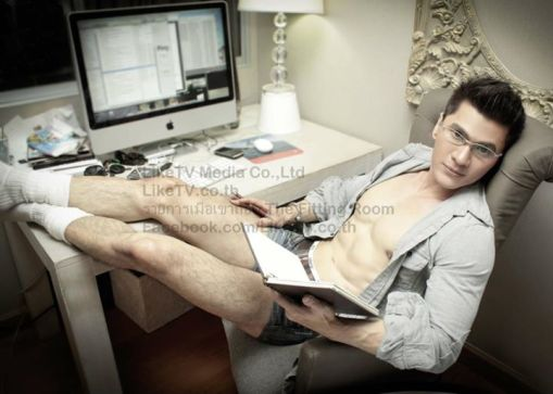 Thunder Storms-Thai Male Model-Fitness Model-Underwear Model-MSI (11)