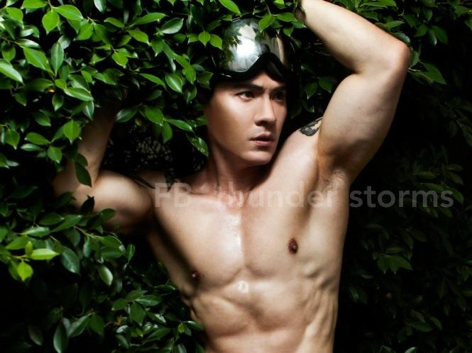 Thunder Storms-Thai Male Model-Fitness Model-Underwear Model-MSI (12)