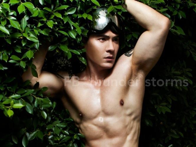 Thunder Storms-Thai Male Model-Fitness Model-Underwear Model-MSI (12)