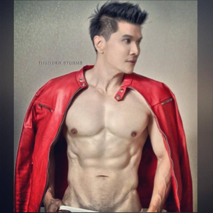 Thunder Storms-Thai Male Model-Fitness Model-Underwear Model-MSI (13)