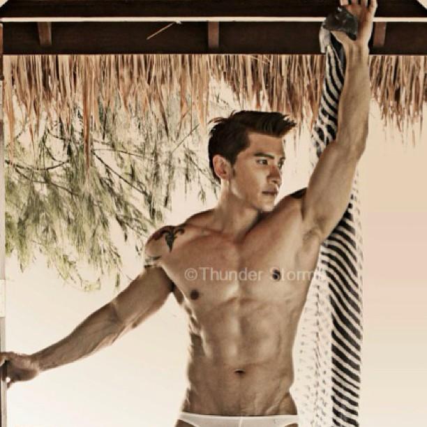 Thunder Storms-Thai Male Model-Fitness Model-Underwear Model-MSI (2)