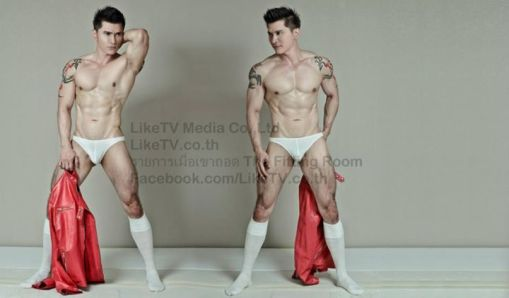 Thunder Storms-Thai Male Model-Fitness Model-Underwear Model-MSI (20)