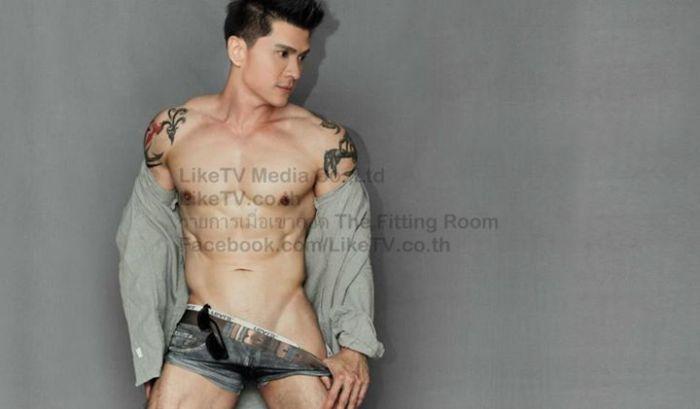Thunder Storms-Thai Male Model-Fitness Model-Underwear Model-MSI (22)