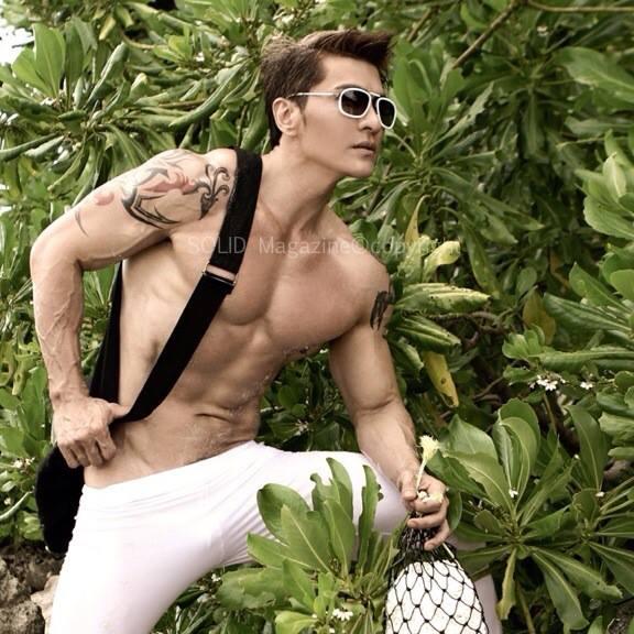 Thunder Storms-Thai Male Model-Fitness Model-Underwear Model-MSI (4)