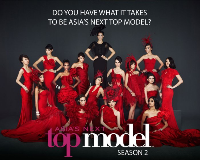ASIA'S NEXT TOP MODEL CYCLE 2 We are thrilled to announce that the hottest reality TV show in Asia is back! (2)