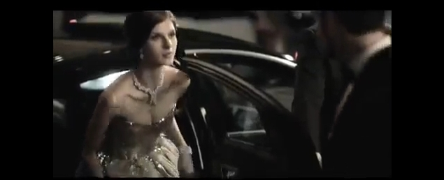 Model Society - Gabriella Papp  TV Commercial Emperador Deluxe - LUXURY 45s (2)