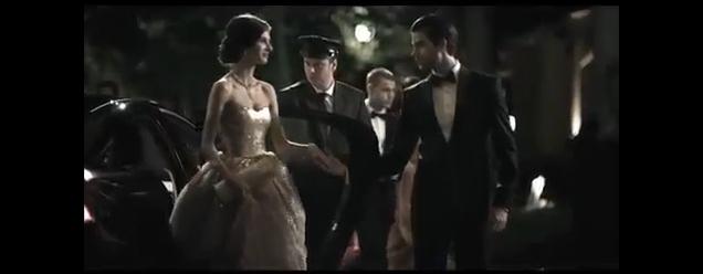 Model Society - Gabriella Papp  TV Commercial Emperador Deluxe - LUXURY 45s (3)
