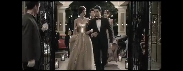 Model Society - Gabriella Papp  TV Commercial Emperador Deluxe - LUXURY 45s (5)