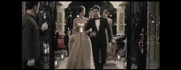 Model Society - Gabriella Papp  TV Commercial Emperador Deluxe - LUXURY 45s (5)