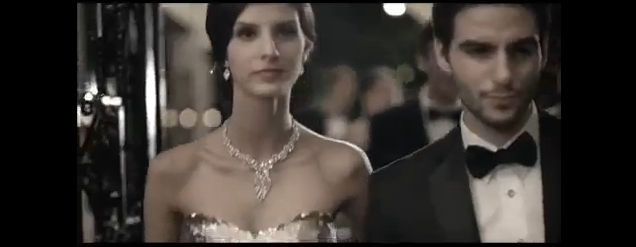 Model Society - Gabriella Papp  TV Commercial Emperador Deluxe - LUXURY 45s (6)