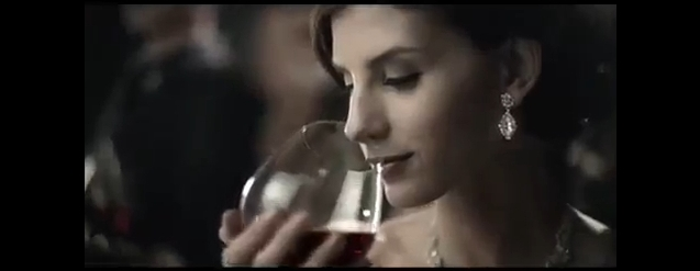 Model Society - Gabriella Papp  TV Commercial Emperador Deluxe - LUXURY 45s (8)