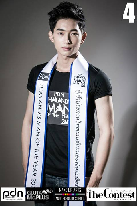 PDN THAILAND'S MAN OF THE YEAR 2013 - 17 FINALISTS-THAI MALE MODEL (11)