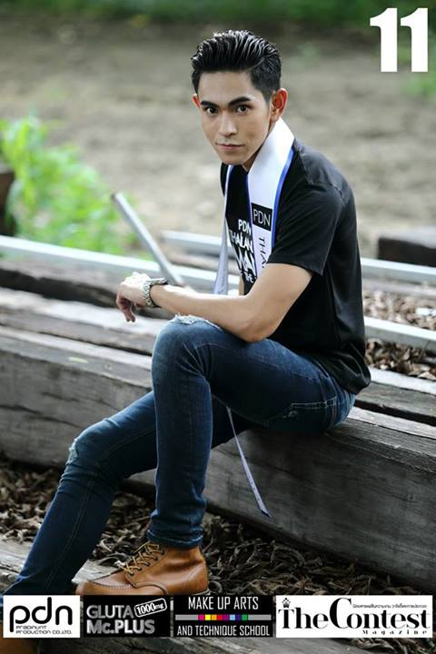 PDN THAILAND'S MAN OF THE YEAR 2013 - 17 FINALISTS-THAI MALE MODEL (13)