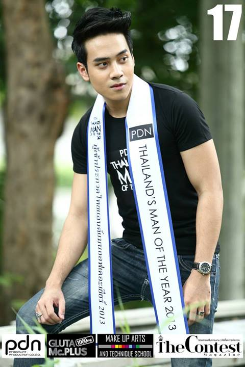 PDN THAILAND'S MAN OF THE YEAR 2013 - 17 FINALISTS-THAI MALE MODEL (15)