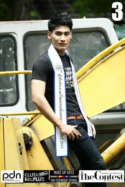PDN THAILAND'S MAN OF THE YEAR 2013 - 17 FINALISTS-THAI MALE MODEL (2)