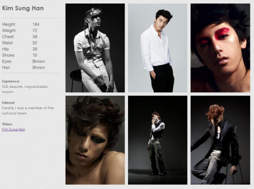 Kim Sung Han - Korean Male Model@MSI Modeling Agency in Bangkok Thailand By Miss Josie Sang+66817223696 (1)