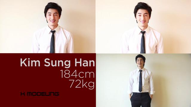 Kim Sung Han - Korean Male Model@MSI Modeling Agency in Bangkok Thailand By Miss Josie Sang+66817223696 (11)