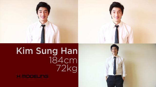 Kim Sung Han - Korean Male Model@MSI Modeling Agency in Bangkok Thailand By Miss Josie Sang+66817223696 (11)