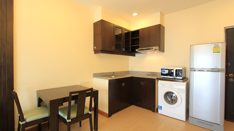 1 Bed Room Suites-Sarin Suites Sukhumvit Apartment For Rent_201 (1)