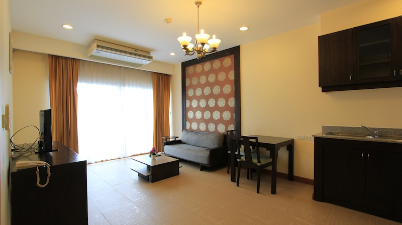 1 Bed Room Suites-Sarin Suites Sukhumvit Apartment For Rent_201 (2)