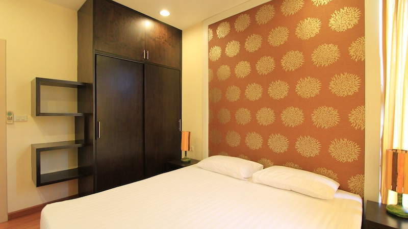 1 Bed Room Suites-Sarin Suites Sukhumvit Apartment For Rent_201 (6)